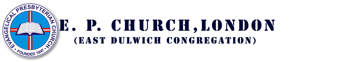 E P Church Logo